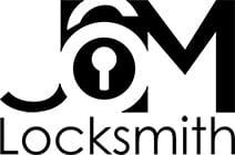 J&M Locksmith logo